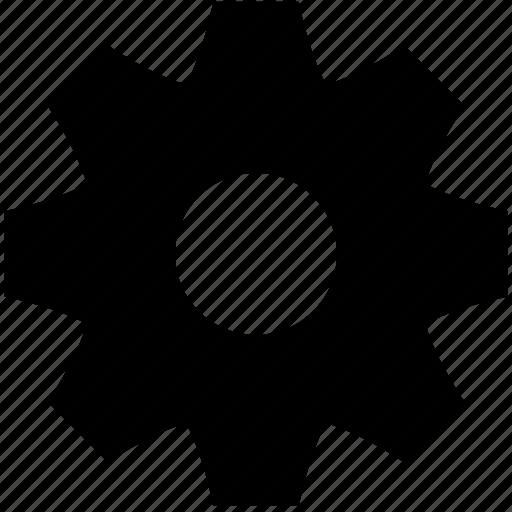 element, gear, mechanism, object, science icon