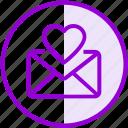 email, envelope, favorite, inbox, letter, love letter, mail