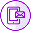 email, envelope, inbox, internet, letter, mail, mobile