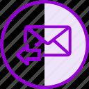email, envelope, inbox, letter, mail, send