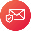 email, envelope, inbox, letter, mail, protection, secure