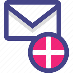add, email, envelope, message, plus icon