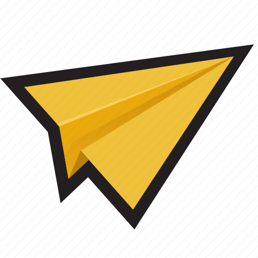 Email, mail, outbox, paper plane, plane, send, sent icon - Download on Iconfinder
