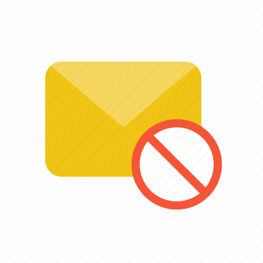 Block, email, letter, mail icon - Download on Iconfinder