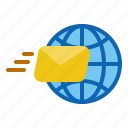 email, letter, mail, network, public, www