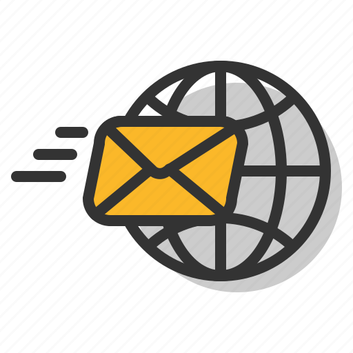 Email, letter, mail, network, public, www icon - Download on Iconfinder