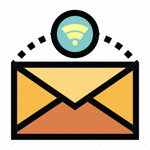 communication, email, mail, message, pending icon