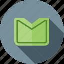 closed, communication, envelope, letter, mail, message, post