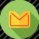 communication, envelope, letter, mail, newsletter, post, send