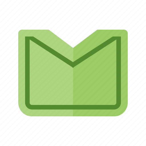closed, communication, envelope, letter, mail, message, post icon