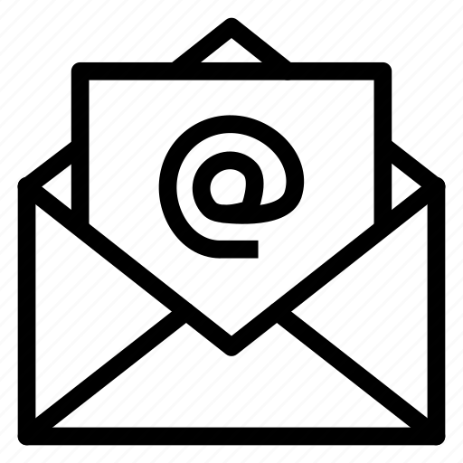 Contact, email, envelope, letter, mail, message icon - Download on Iconfinder