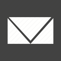 communication, email, envelop, mail, message, send, text icon