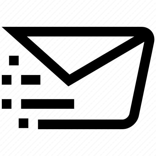 e-mail, email, mail, send icon