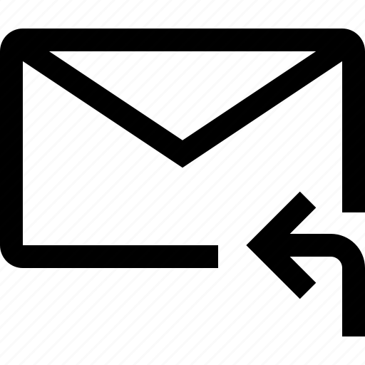 e-mail, email, letter, mail, receive, send icon