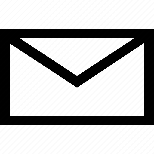 envelope, file, mail, post, receive, send icon