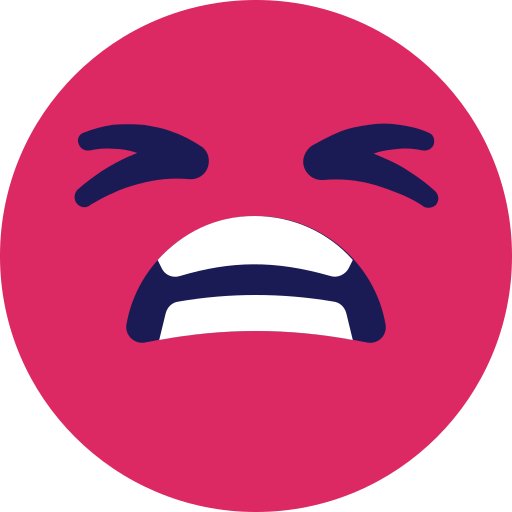 angry, pissed, scream icon