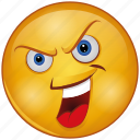 baffled, cartoon, character, emoji, emotion, face, smiley icon