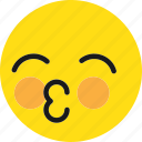 emoji, emoticons, kiss, love