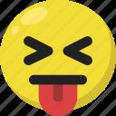 emoji, emoticon, feelings, joke, smile, smileys, tongue