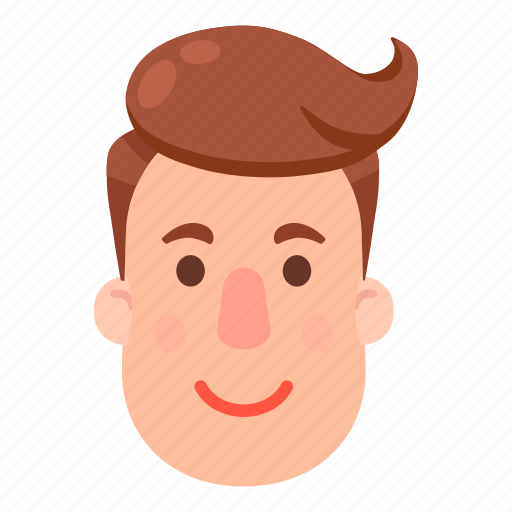 Avatar, emoji, emoticon, emotion, emotions, face, smile icon - Download on Iconfinder