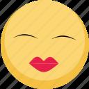 emoji, kiss, love, muck
