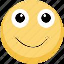 emoji, emotion, happy, smile
