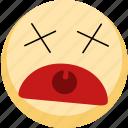 corpse, dead, emoji, no life