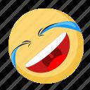 emoji, emotion, rofl, smile