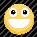 emoji, emotion, smile