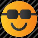chat, emoji, emoticon, emotion, expression, face, fashion icon