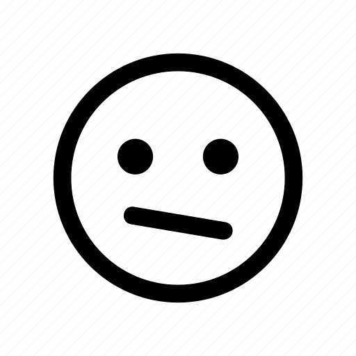 Bewildered, confusied, emoji, indesive, perplex, undecided icon - Download on Iconfinder