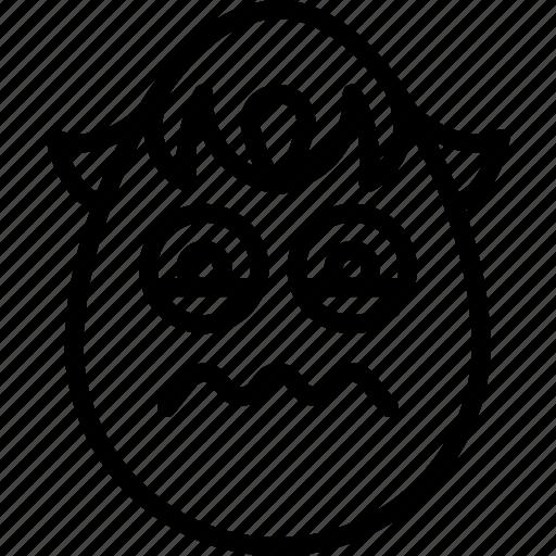 boy, emojis, emotion, face, sad, sick, smiley icon
