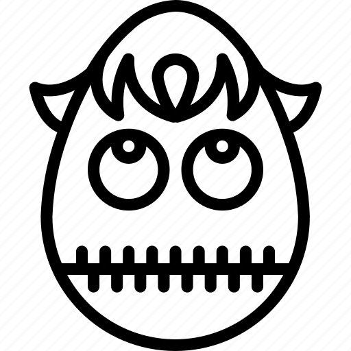 boy, emojis, emotion, face, silent, smiley, zippit icon