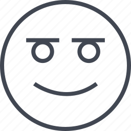 avatar, emoji, face, happy icon