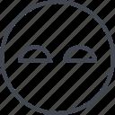 avatar, emoji, giggle, goofy icon