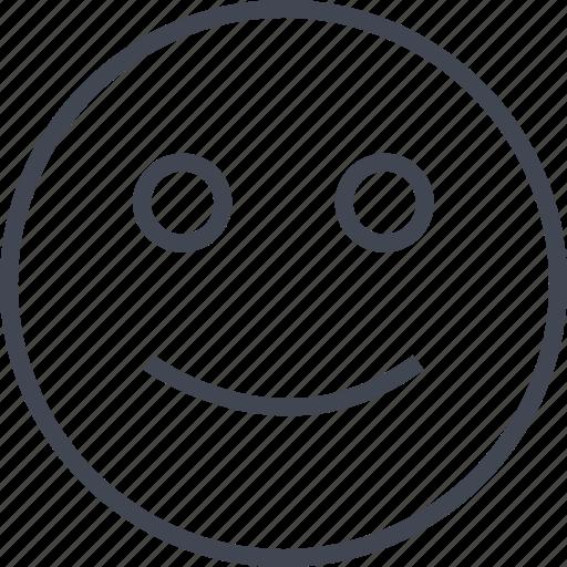 avatar, emoji, happy, smile icon