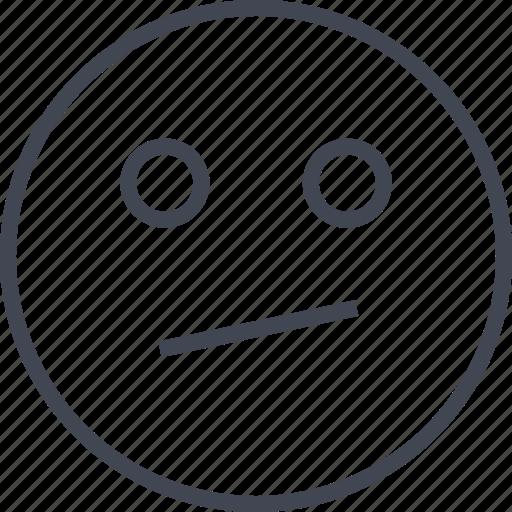avatar, emoji, look, looking icon