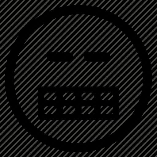Emoji, emoticon, face, happy, smile, smiley, smiling icon - Download on Iconfinder