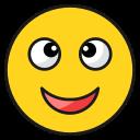 smileemoji, emoticon, happy