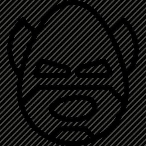 batman, emojis, emotion, face, shout, smiley, speaking icon