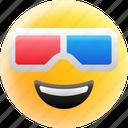 cool emoji, emoji, emoticon, happy face, sunglasses emoji