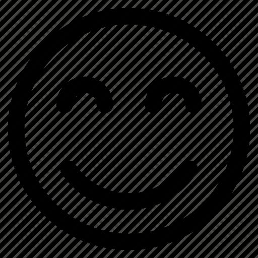 emoji, emoticon, emoticons, happiness, react icon