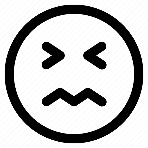 emoji, emoticon, emoticons, react, scared icon