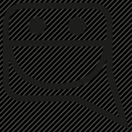 emoticon, emotion, face, laugh, mood, smile icon