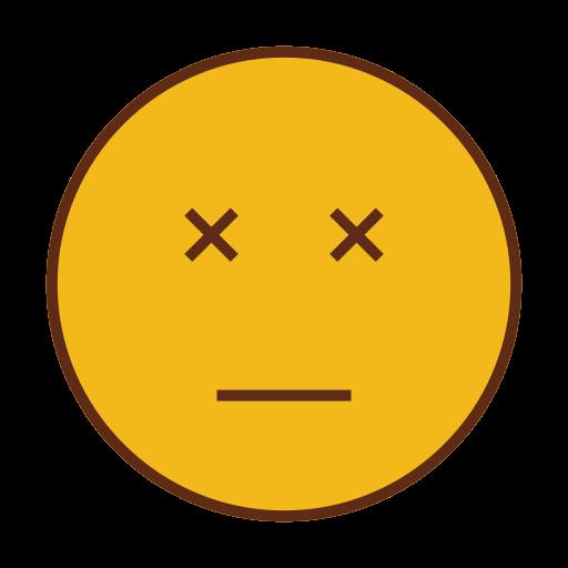 angry, coma, emoji, emoticon, face, sad icon