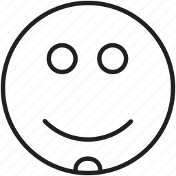 emoticon, happy, smile, soulpatch icon