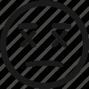 avatar, blank, emoticon, emotion, face, smiley icon