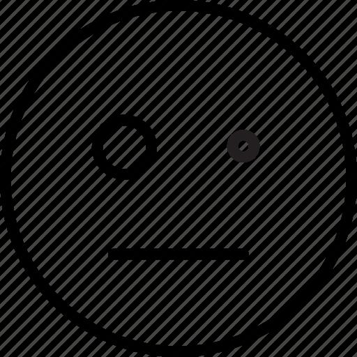 emoji, emoticon, wtf icon