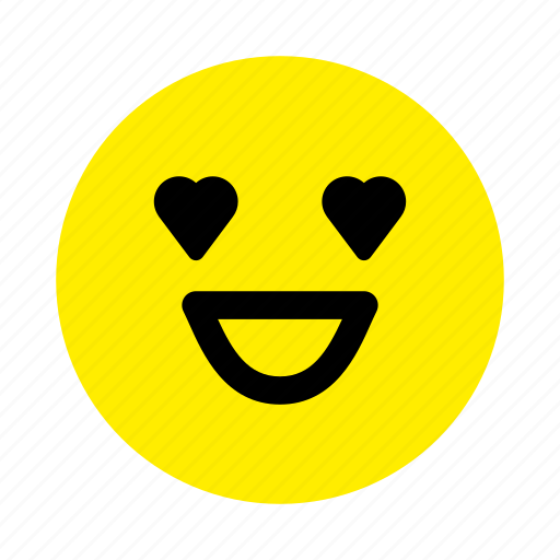 :d, color, emoticons, fun, love icon