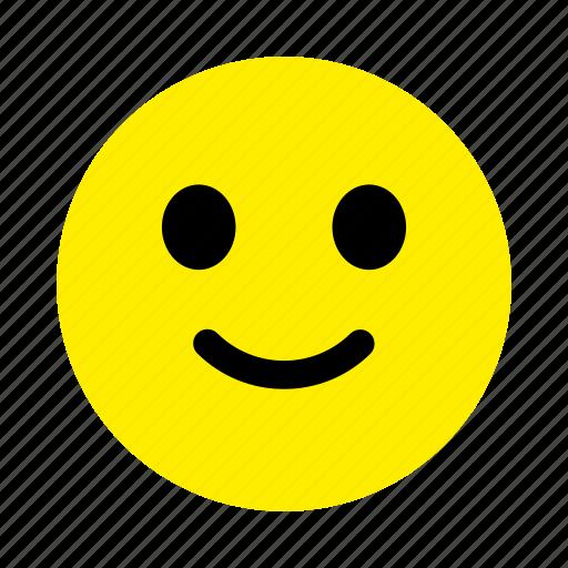 :), color, emoticons, happy, overly happy icon